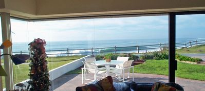Photo for Fabulous Oceanfront Villa just 20 miles south of San Diego