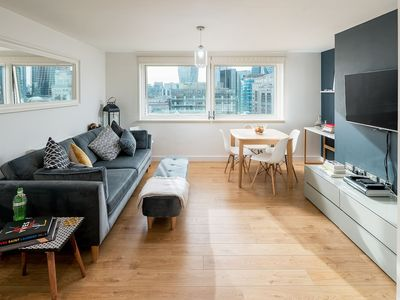 Photo for Trendy & stylish 1 bed apartment in East London
