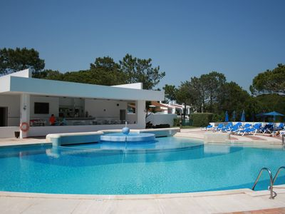 Photo for 2BR Apartment Vacation Rental in quinta do lago, Faro
