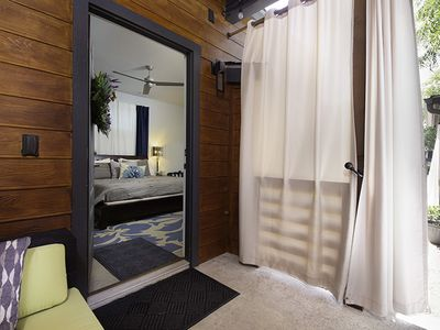 Photo for Absolutely Charming Bloomingwild Arbor Escape, 1/1 Elegant Suite, Outdoor Japanese Soaking Tub!