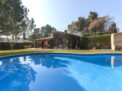 Photo for ROCHAS - Villa with private pool in El Tosalet.