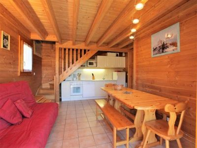 Photo for Chalet La Toussuire, 3 bedrooms, 9 persons