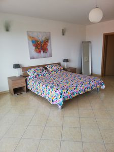 Photo for Luxurious spacious 3 bed apartment, large outdoor terrace, pool & amazing views