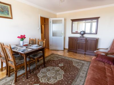 Photo for Apartment in the center of Sopot with Lift, Balcony, Washing machine (997522)