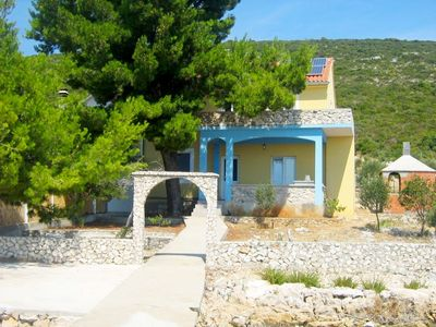 Photo for Holiday home Marija, (12955), Dobropoljana, island of Pasman, Croatia