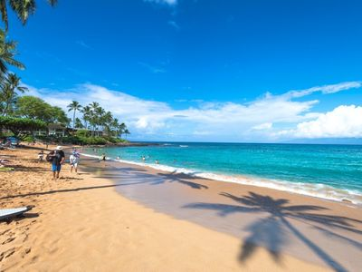 Photo for Condo half a block from beautiful Napili Bay on the West side of Maui sleeps 6
