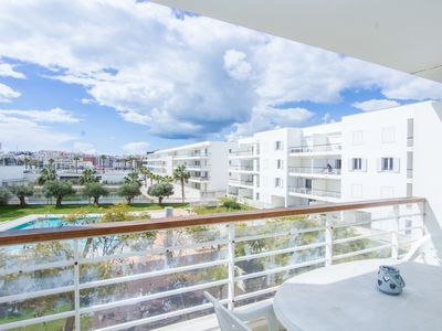 Photo for Luxury Apartment with pool on Marina De Lagos