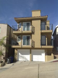 Photo for Superclean Ocean View Duplex Steps To The Beach!