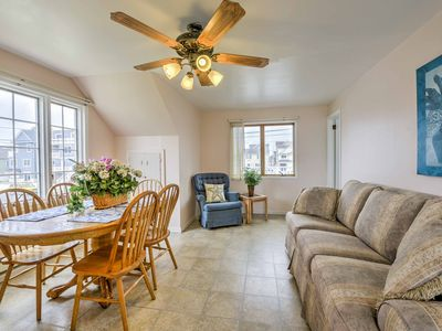 Photo for NEW! Ortley Beach Apartment 1/2 Block to the Beach