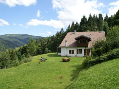 Photo for Magnificent villa with phenomenal views in walking paradise Fresse-sur-Moselle
