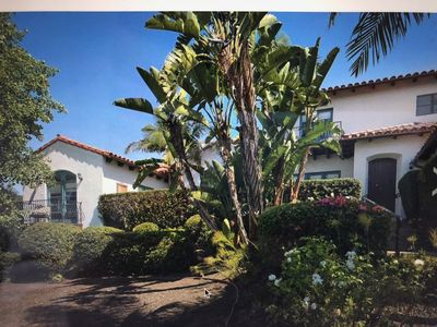 4bd/3bath Spanish Style Home with Partial Ocean Views