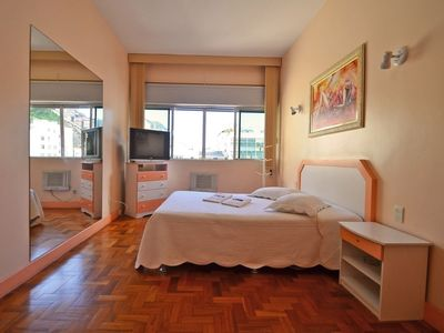 Photo for Rent a Flat in Rio Copacabana... Italian style.