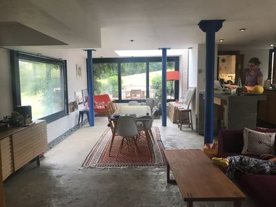 Photo for Architect converted barn in beautiful rural setting