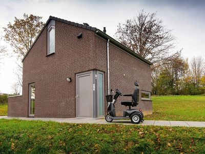 Photo for 4-person bungalow - Extra accessible in the holiday park Landal Reevallis - in the mountains/rolling countryside