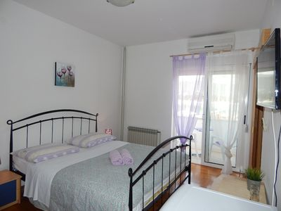 Photo for Double room with balcony and breakfast