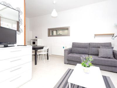 Photo for Homerez last minute deal - Studio - 200 m from the slopes