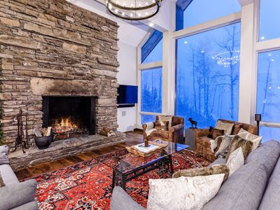 Photo for Exceptional Luxury Ski In/Out Home