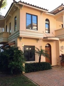 Photo for Italian Tuscan Townhome on Orchid Island