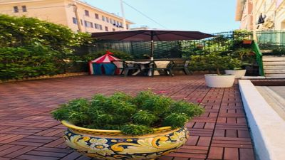 Photo for Apartment with parking and garden Sturla