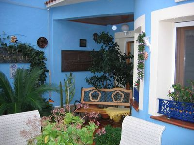 Photo for LUXURY AND PRIVACY : Townhouse in the historic downtown of Denia with Seaview .