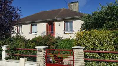 Photo for 4BR House Vacation Rental in Bayeux, Normandie