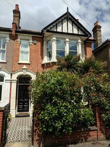 Photo for Classic Edwardian terraced London house.