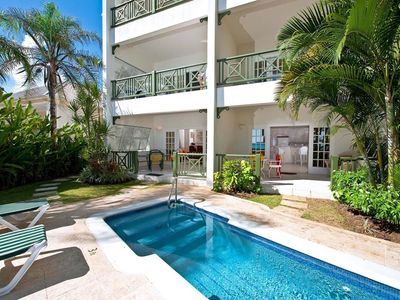 Photo for Casual Beachfront 1-Bed with Pool - Leith Court 16
