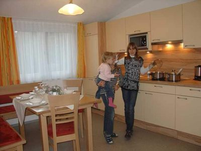 Photo for Apartment 3-5 persons - Pension Waldesruh