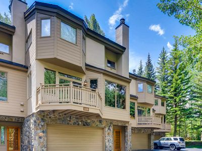 Photo for Lavish 4BR Vail Home With Luxurious Amenities