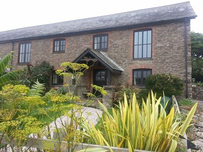 Photo for Beautiful Barn Conversion With Fabulous Sea Views