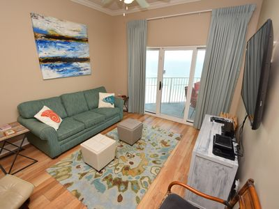 Photo for Seawind 2001 Penthouse #1 - Family-friendly  and luxurious beachfront condo!!