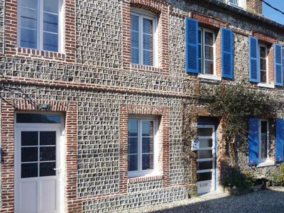 Photo for Terraced house, Yport  in Seine - Maritime - 4 persons, 2 bedrooms