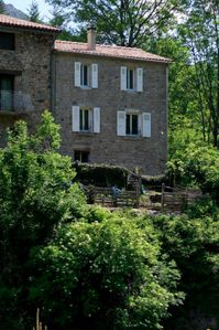 Photo for Vacation home Le Moulin de Reynet (VGG105) in Valgorge - 7 persons, 2 bedrooms