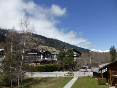 Enjoy the location of this property in Les Contamines-Montjoie!