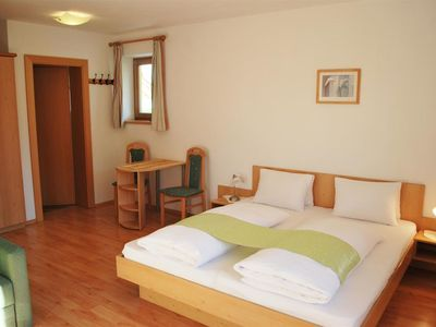 Photo for Triple room 14, shower / WC, from 3 nights FR - Berggasthof Bärnstatt