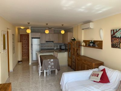 Photo for 2 bedroom Apartment, sleeps 4 in Benitachell with Pool and Air Con