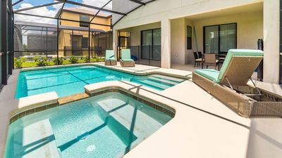 Photo for The Secret to Enjoying Your Orlando Holiday while Staying on Solterra Resort, Orlando Villa 1726