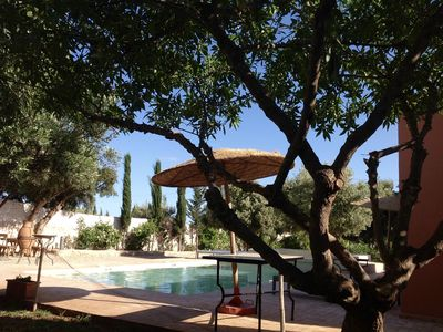 Photo for SUITE OF 2 PEOPLE IN A QUIET VILLA IN ESSAOUIRA COUNTRYSIDE