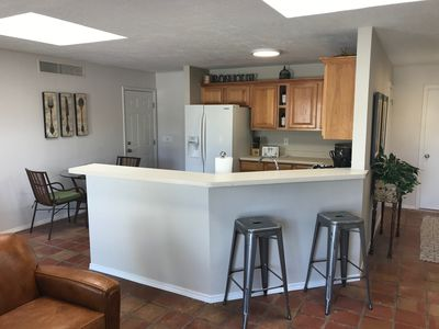 Photo for Sunny Mountain Side Large Kitchen and Great Room 1BR