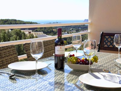 Photo for 3BR Apartment Vacation Rental in Altea, Alicante