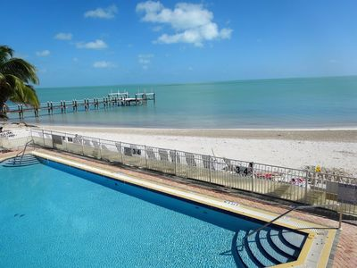 Photo for TB Pool Swimming Beach, Tennis, Hot Tub, dock, arrive any day, tropical paradise