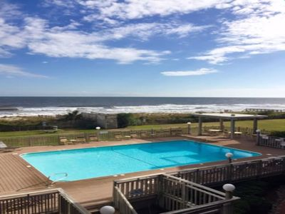Photo for Come SEA Our Difference... Fully Stocked Oceanfront Condo With Expansive Views