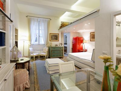 Photo for Beautiful Flat  In The Heart Of Rome ,walking Distances From Main Monuments!