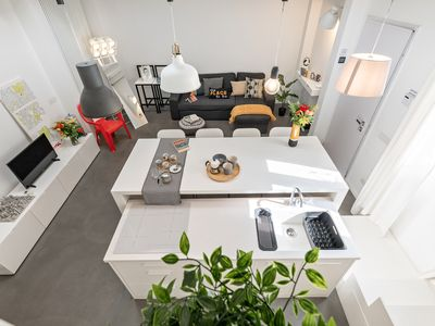 Photo for Loft Alibert | Charming apartment in the heart of Rome