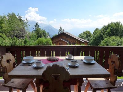 Photo for Apartment Le Mont Blanc 8 in Villars - 4 persons, 1 bedrooms