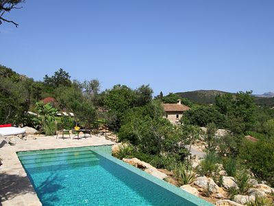Photo for Can Suau Dalt is a Bespoke country holiday villa with absolute privacy near Puerto Pollensa