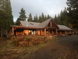 Photo for 4BR Lodge Vacation Rental in Butte Falls, Oregon