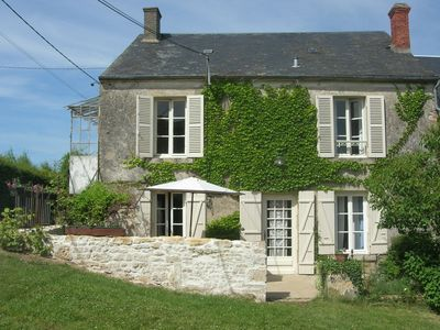 Photo for Old family farmhouse in Burgundy, typical of the region.