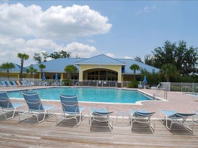 Photo for Beautiful 3BR Townhome Villa near Disney. 5 star ratings.