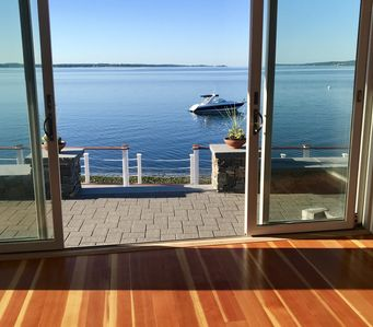 Photo for Waterfront 4 bedroom 1 bath